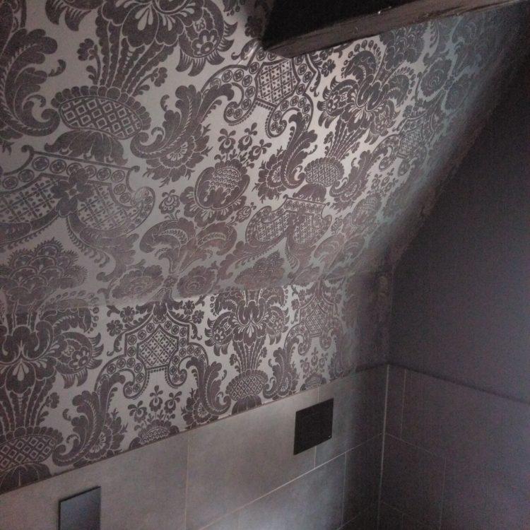 Wandgestaltung mit Tapeten
